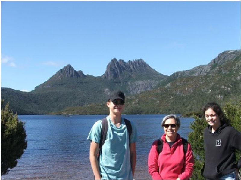 Five Fun Days touring Tasmania Australia