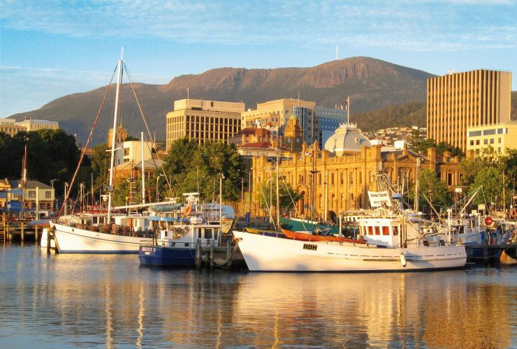 Tasmanian Iconic sites